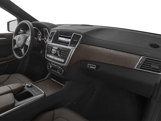 2013 Mercedes-Benz GL-Class Prices and Values Utility 4D GL350 BlueTEC 4WD passenger's dashboard