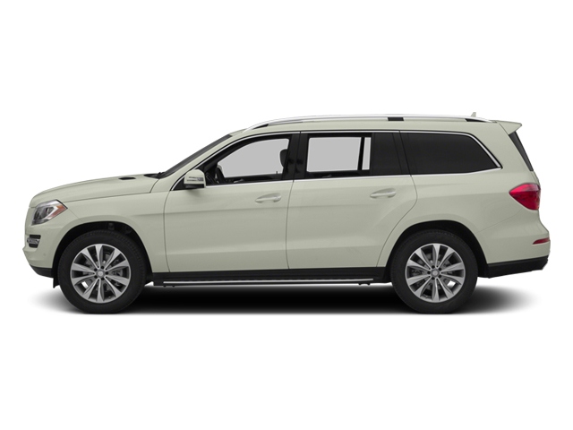 2013 Mercedes-Benz GL-Class Prices and Values Utility 4D GL450 4WD side view