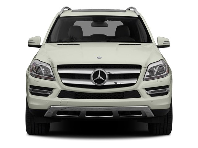 2013 Mercedes-Benz GL-Class Prices and Values Utility 4D GL450 4WD front view