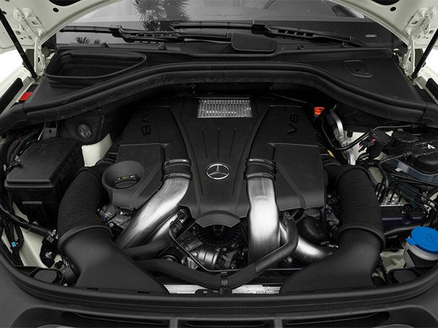 2013 Mercedes-Benz GL-Class Prices and Values Utility 4D GL450 4WD engine