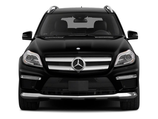 2013 Mercedes-Benz GL-Class Prices and Values Utility 4D GL550 4WD front view