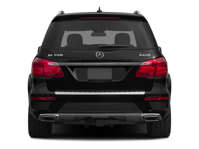 2013 Mercedes-Benz GL-Class Prices and Values Utility 4D GL550 4WD rear view