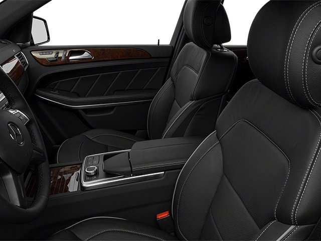 2013 Mercedes-Benz GL-Class Prices and Values Utility 4D GL550 4WD front seat interior