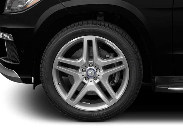 2013 Mercedes-Benz GL-Class Prices and Values Utility 4D GL550 4WD wheel