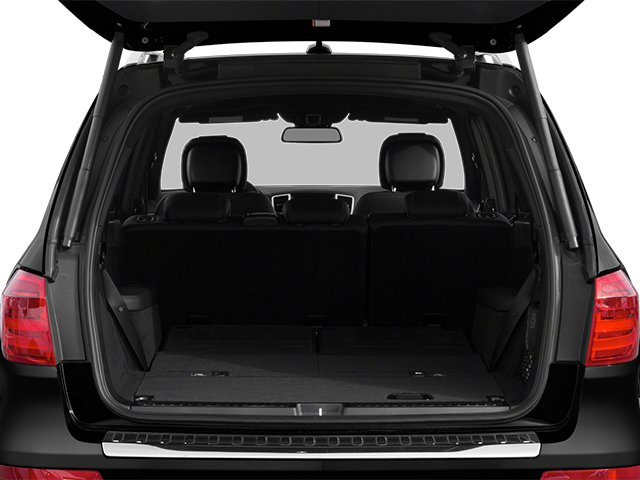 2013 Mercedes-Benz GL-Class Prices and Values Utility 4D GL550 4WD open trunk