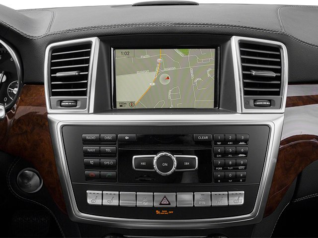 2013 Mercedes-Benz GL-Class Prices and Values Utility 4D GL550 4WD navigation system