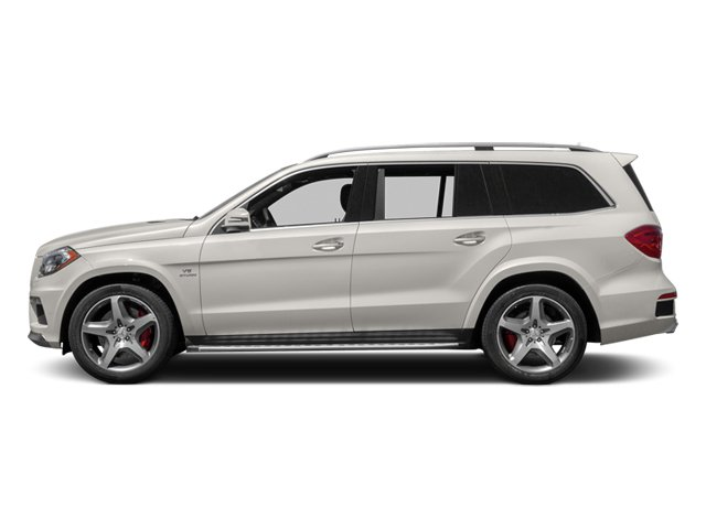 2013 Mercedes-Benz GL-Class Pictures GL-Class Utility 4D GL63 AMG 4WD photos side view