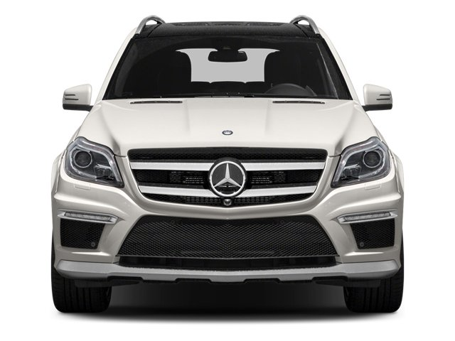 2013 Mercedes-Benz GL-Class Prices and Values Utility 4D GL63 AMG 4WD front view