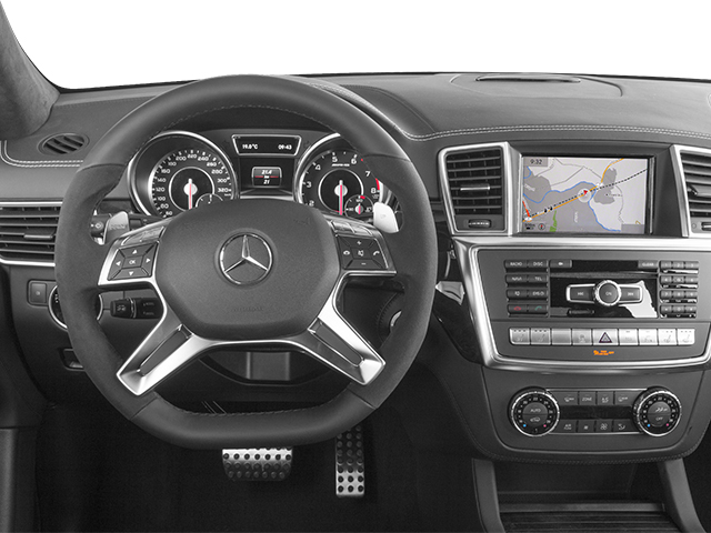 2013 Mercedes-Benz GL-Class Prices and Values Utility 4D GL63 AMG 4WD driver's dashboard