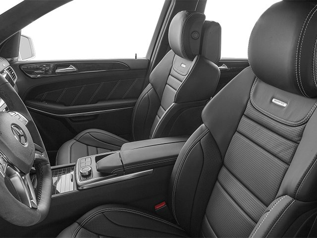 2013 Mercedes-Benz GL-Class Pictures GL-Class Utility 4D GL63 AMG 4WD photos front seat interior