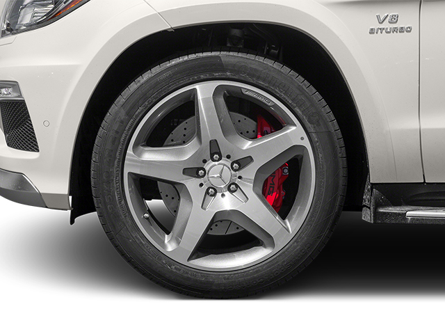 2013 Mercedes-Benz GL-Class Prices and Values Utility 4D GL63 AMG 4WD wheel
