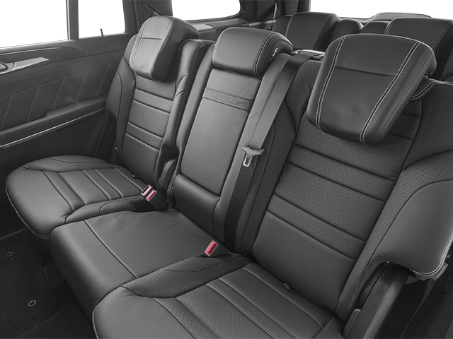 2013 Mercedes-Benz GL-Class Prices and Values Utility 4D GL63 AMG 4WD backseat interior