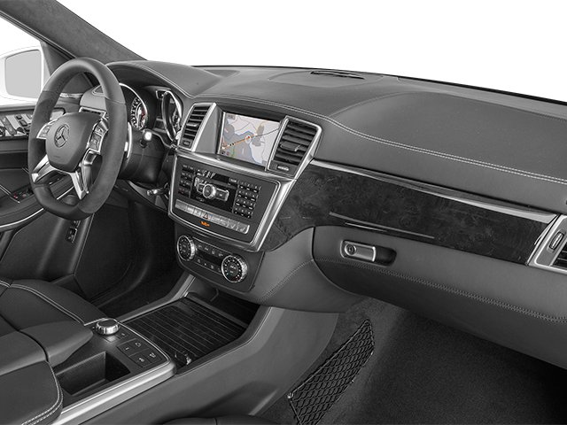 2013 Mercedes-Benz GL-Class Prices and Values Utility 4D GL63 AMG 4WD passenger's dashboard