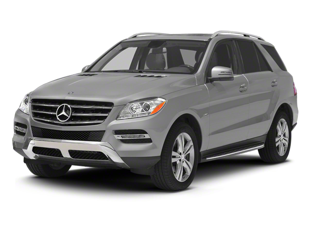 2013 Mercedes-Benz M-Class Pictures M-Class Utility 4D ML350 BlueTEC AWD photos side front view