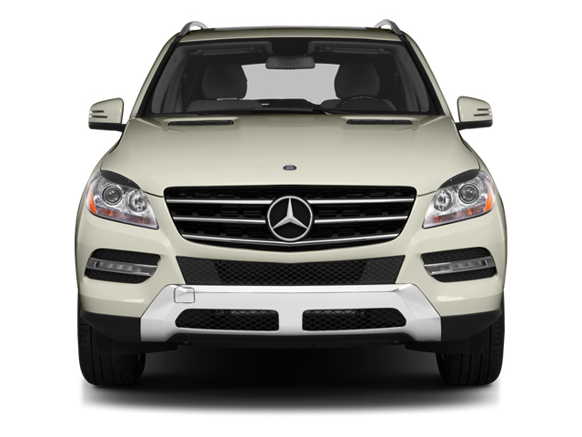 2013 Mercedes-Benz M-Class Prices and Values Utility 4D ML350 2WD front view