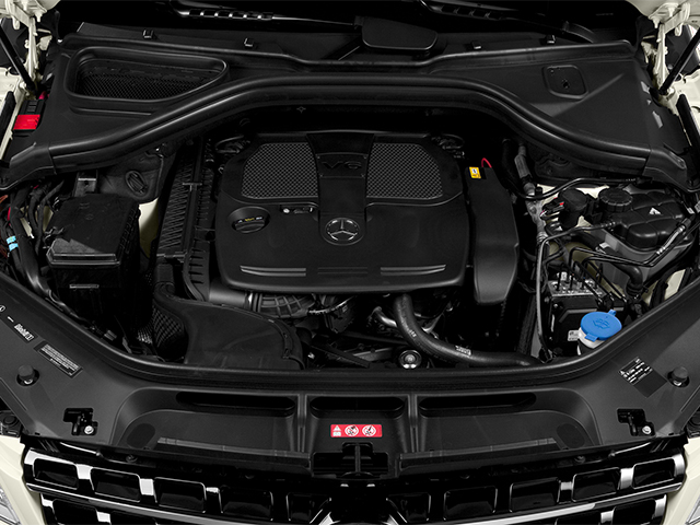 2013 Mercedes-Benz M-Class Prices and Values Utility 4D ML350 2WD engine