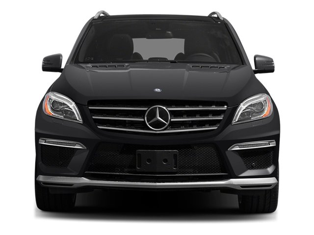 2013 Mercedes-Benz M-Class Prices and Values Utility 4D ML63 AMG AWD front view