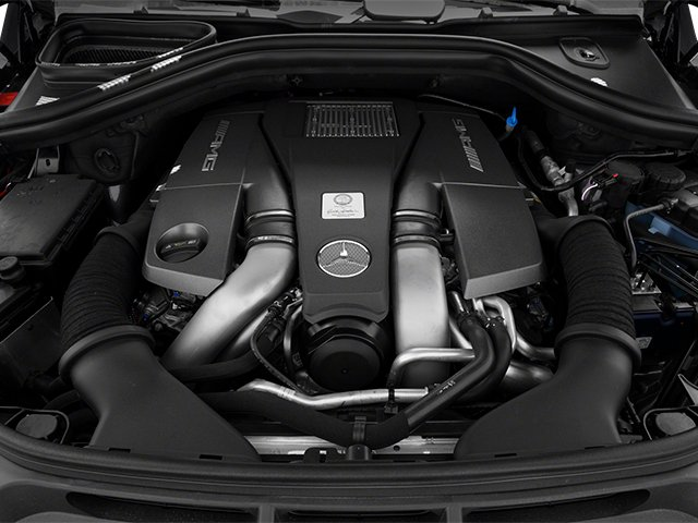 2013 Mercedes-Benz M-Class Prices and Values Utility 4D ML63 AMG AWD engine