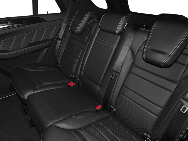 2013 Mercedes-Benz M-Class Prices and Values Utility 4D ML63 AMG AWD backseat interior
