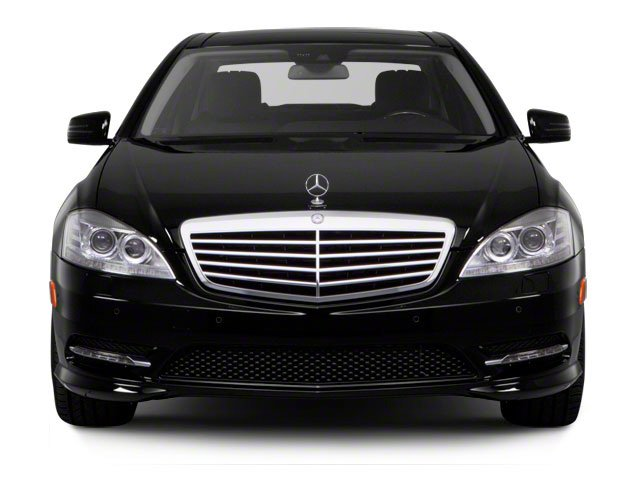 2013 Mercedes-Benz S-Class Prices and Values Sedan 4D S63 AMG front view