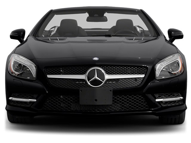 2013 Mercedes-Benz SL-Class Prices and Values Roadster 2D SL550 front view