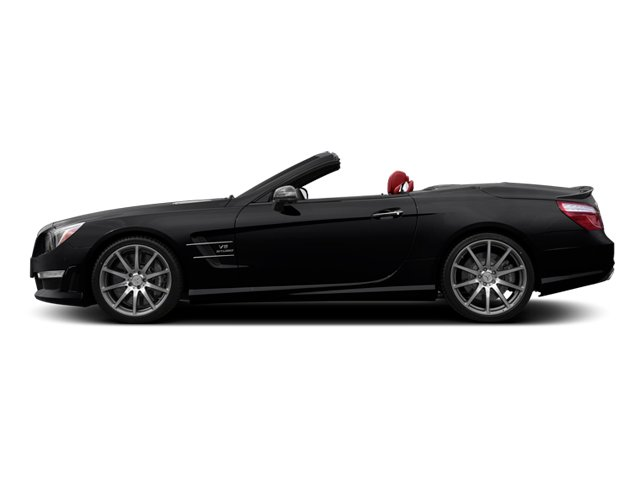 2013 Mercedes-Benz SL-Class Prices and Values Roadster 2D SL63 AMG side view