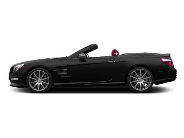 2013 Mercedes-Benz SL-Class Pictures SL-Class Roadster 2D SL63 AMG photos side view