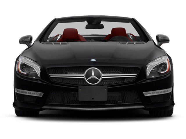 2013 Mercedes-Benz SL-Class Prices and Values Roadster 2D SL63 AMG front view