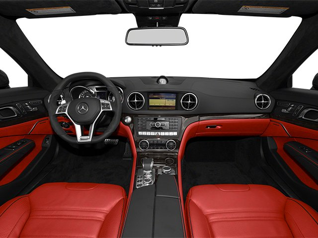 2013 Mercedes-Benz SL-Class Prices and Values Roadster 2D SL63 AMG full dashboard