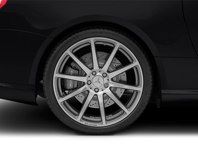 2013 Mercedes-Benz SL-Class Prices and Values Roadster 2D SL63 AMG wheel