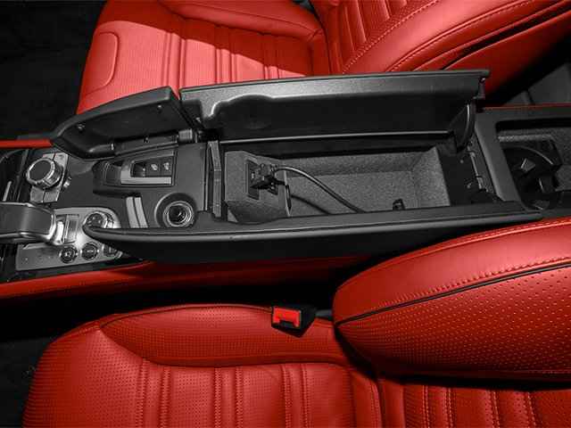 2013 Mercedes-Benz SL-Class Prices and Values Roadster 2D SL63 AMG center storage console