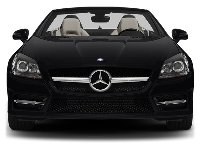 2013 Mercedes-Benz SLK-Class Prices and Values Roadster 2D SLK250 front view