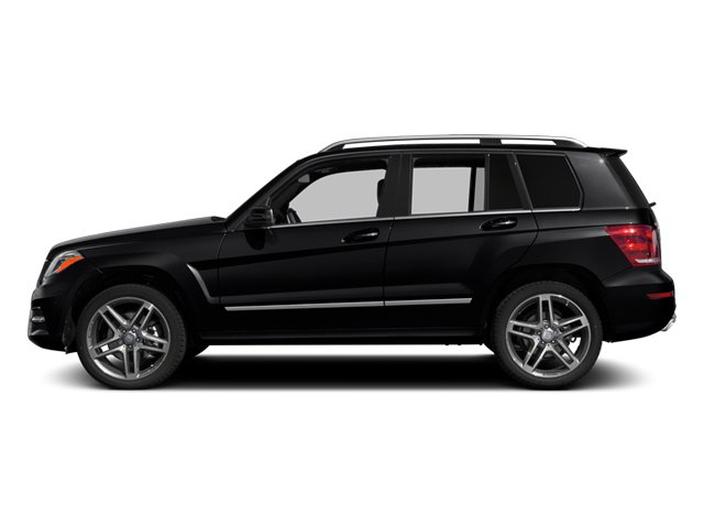 2013 Mercedes-Benz GLK-Class Prices and Values Utility 4D GLK250 BlueTEC AWD side view