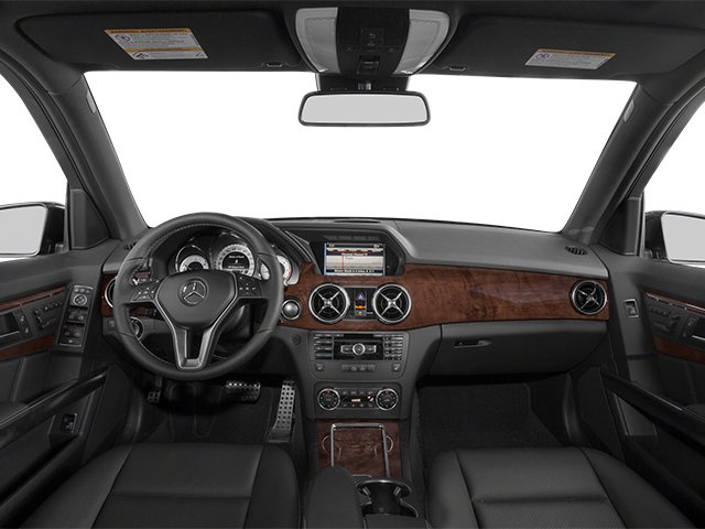 2013 Mercedes-Benz GLK-Class Prices and Values Utility 4D GLK250 BlueTEC AWD full dashboard