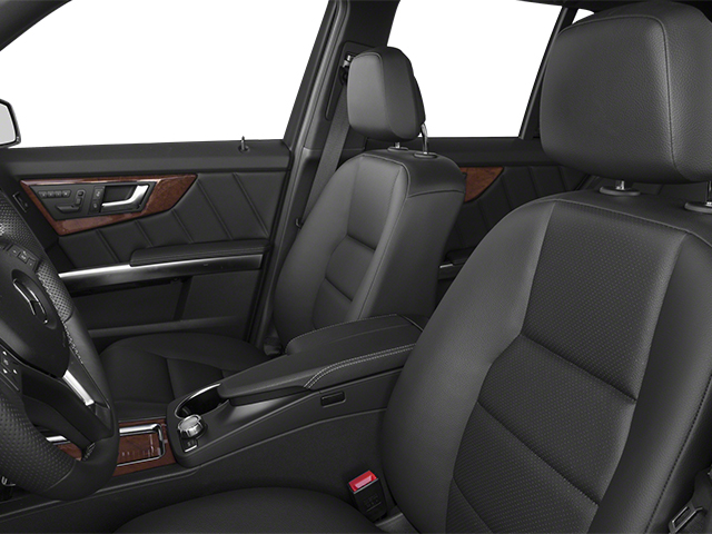 2013 Mercedes-Benz GLK-Class Prices and Values Utility 4D GLK250 BlueTEC AWD front seat interior