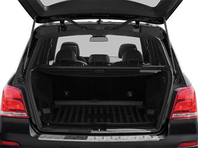 2013 Mercedes-Benz GLK-Class Prices and Values Utility 4D GLK250 BlueTEC AWD open trunk