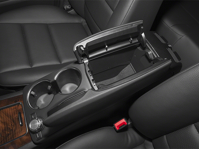 2013 Mercedes-Benz GLK-Class Prices and Values Utility 4D GLK250 BlueTEC AWD center storage console