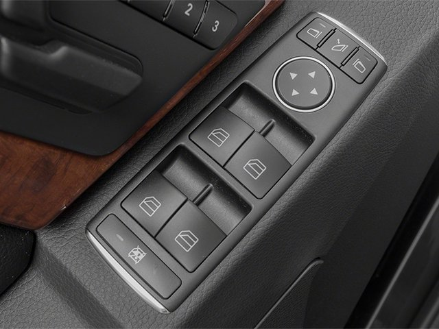 2013 Mercedes-Benz GLK-Class Prices and Values Utility 4D GLK250 BlueTEC AWD driver's side interior controls
