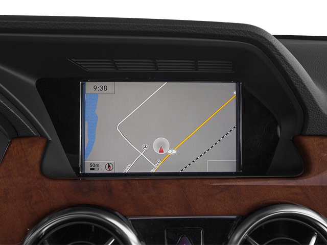 2013 Mercedes-Benz GLK-Class Prices and Values Utility 4D GLK250 BlueTEC AWD navigation system