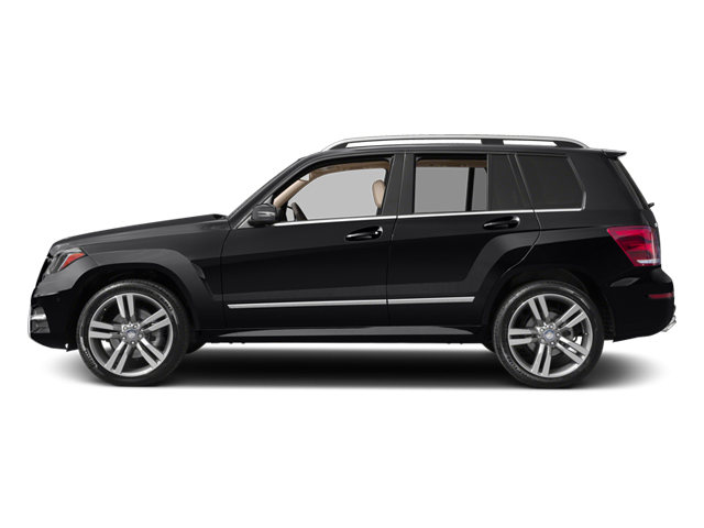 2013 Mercedes-Benz GLK-Class Prices and Values Utility 4D GLK350 AWD side view