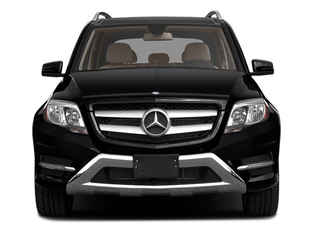2013 Mercedes-Benz GLK-Class Prices and Values Utility 4D GLK350 AWD front view