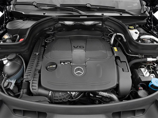 2013 Mercedes-Benz GLK-Class Prices and Values Utility 4D GLK350 AWD engine