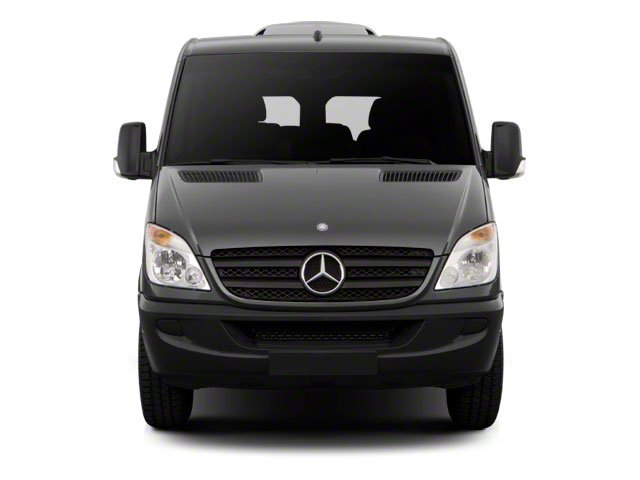 2013 Mercedes-Benz Sprinter Passenger Vans Prices and Values Extended Passenger Van High Roof front view