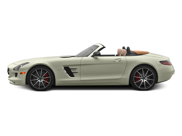 2013 Mercedes-Benz SLS AMG GT Prices and Values 2 Door Roadster side view