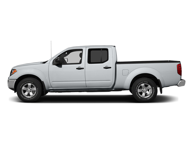 2013 Nissan Frontier Pictures Frontier Crew Cab S 4WD photos side view