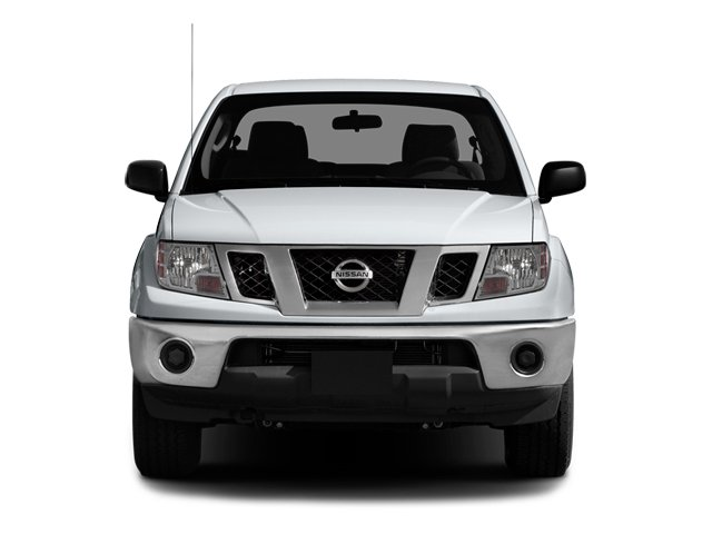 2013 Nissan Frontier Prices and Values Crew Cab SV 4WD front view