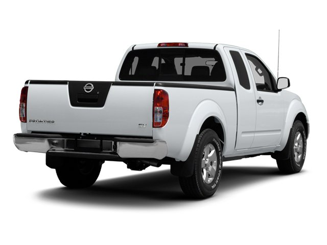 2013 Nissan Frontier Pictures Frontier King Cab SV 2WD photos side rear view