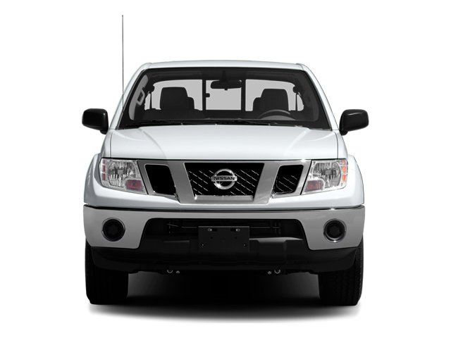 2013 Nissan Frontier Pictures Frontier King Cab SV 2WD photos front view