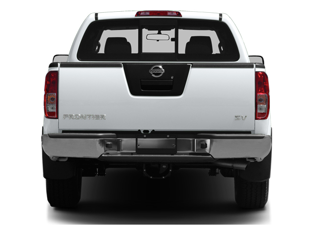 2013 Nissan Frontier Pictures Frontier King Cab SV 2WD photos rear view