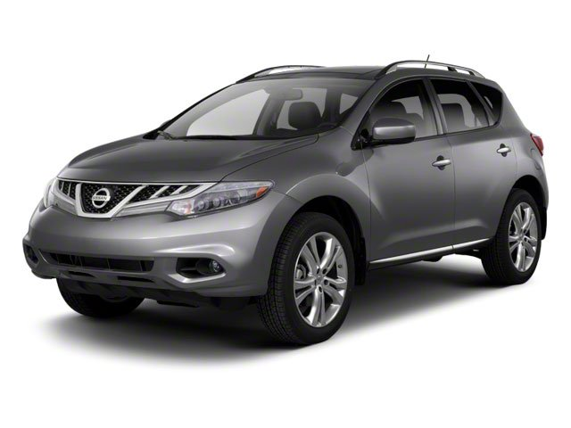 2013 Nissan Murano Pictures Murano Utility 4D SL 2WD V6 photos side front view
